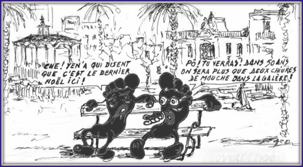 TASSIN : Anecdote de Mauricette BOUCHET