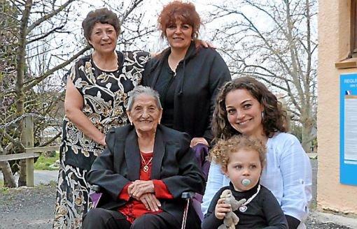 LAMTAR : Une centenaire née en 1912