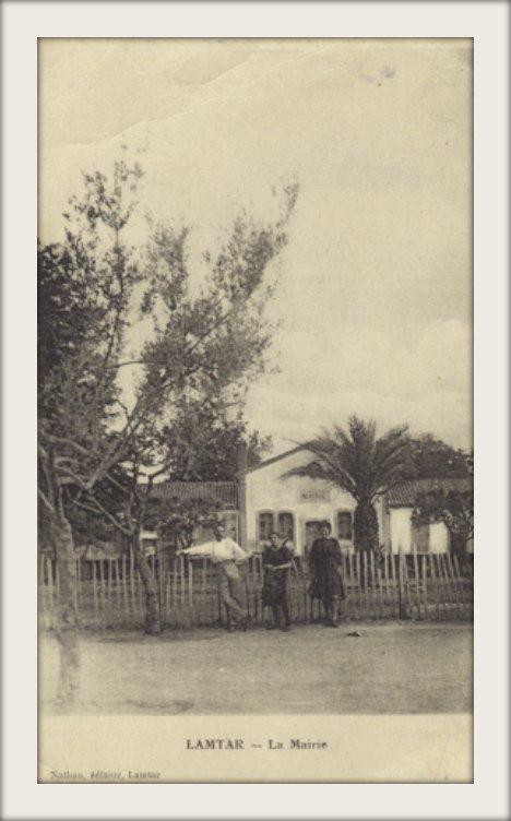 LAMTAR : Cartes postales de Jean Pierre PEYRON