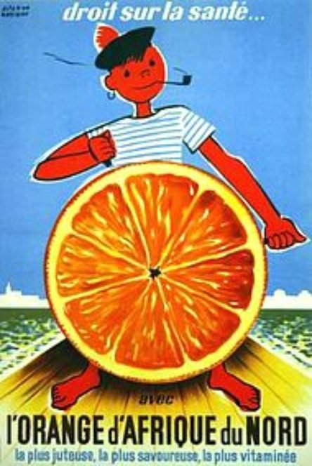 LAMORICIERE : Carte postale colorisée
