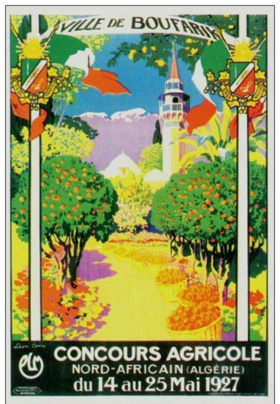 LES TREMBLES : Carte postale envoyée par Claude TORRÈS