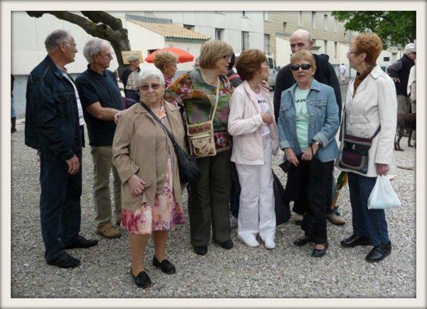BOUKANÉFIS, LAMTAR, PALISSY : Photos envoyées par Colette BIGLIETTI - NÎMES 2013