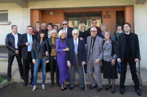 PRUDON : Le dernier maire fête ses 100ans