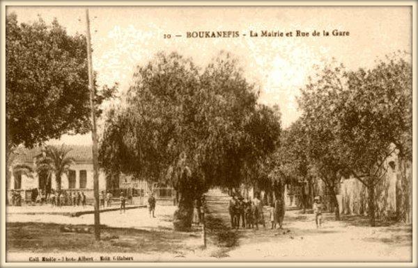BOUKANEFIS : Photos de Norbert BIGLIETTI