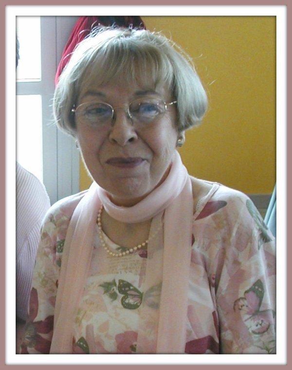 LAMTAR : Décès de ma cousine Chantal SAULNIER