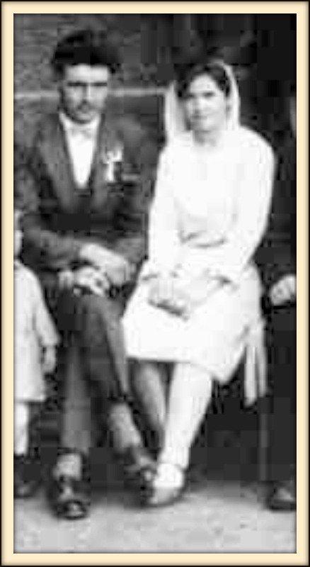 LAMTAR : Photo de mariage
