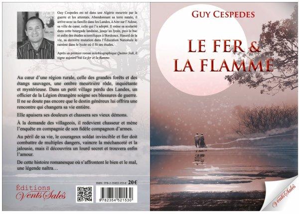 Guy CESPEDES : LE FER & LA FLAMME