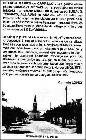 BOUKANÉFIS : Article écrit par germain LOPEZ