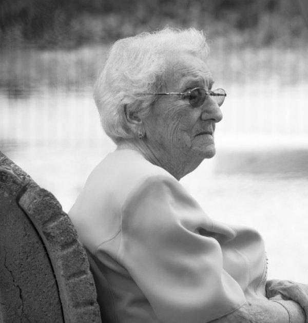 Joséphine SAULNIER fête ses 100 ans