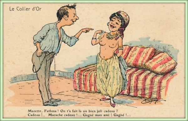 LAMTAR : Vieilles cartes postales