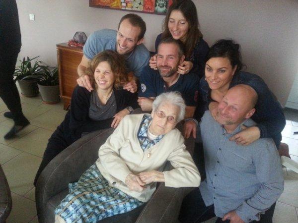 LAMTAR : Une lamtarienne fête ses 101 ans