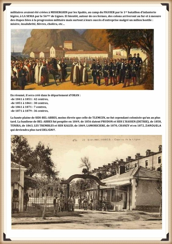 JC ROSSO : HISTOIRE DE DELIGNY