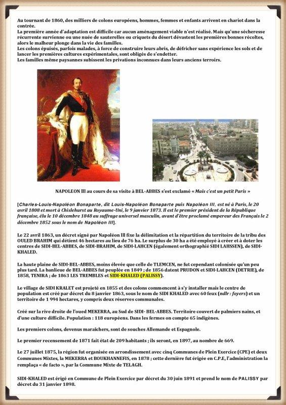 JC ROSSO : HISTOIRE DE PALISSY