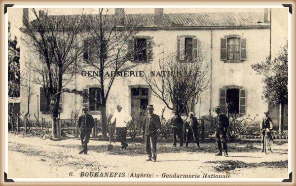 BOUKANÉFIS : Vieille carte postale
