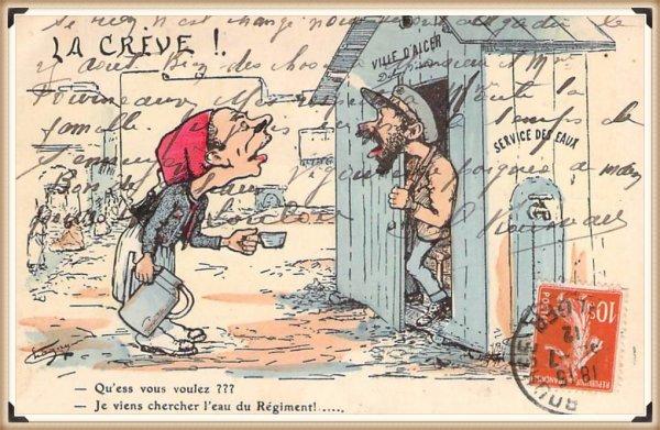 LAMTAR : Petite histoire philatélique de l'Algérie avant 1962