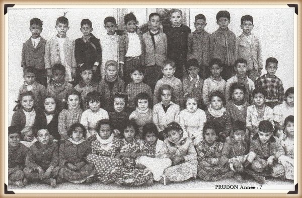 PRUDON : Photo de classe