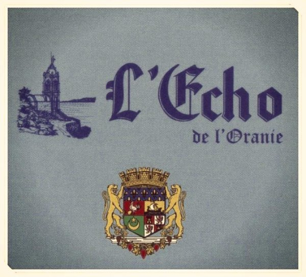 "CALENDRIER ""Echo de l'Oranie"