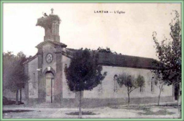 LAMTAR : CARTES POSTALES ANCIENNES