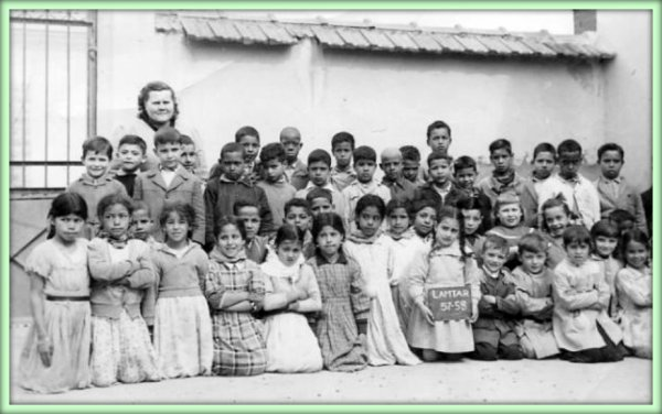 LAMTAR : Photo de classe 1957/1958