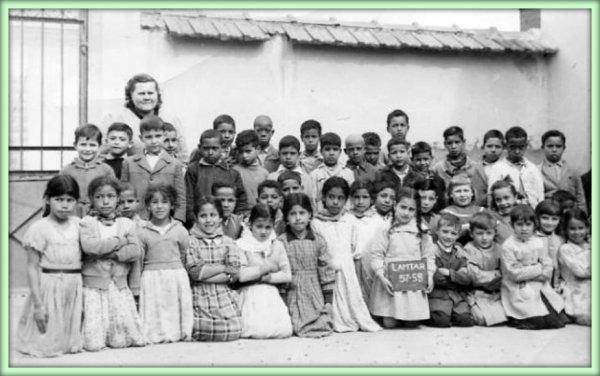 LAMTAR : Photo de classe 1957/1958
