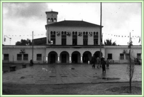 LAMTAR : HOTEL DE VILLE