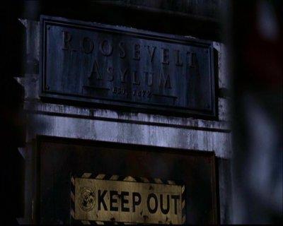 Légende de l'asile Roosevelt