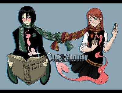 Sev et Lily