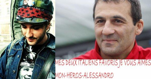 ♥ Mikelangelo Leconte ♥ et ♥ Alessandro Di Benedetto ♥