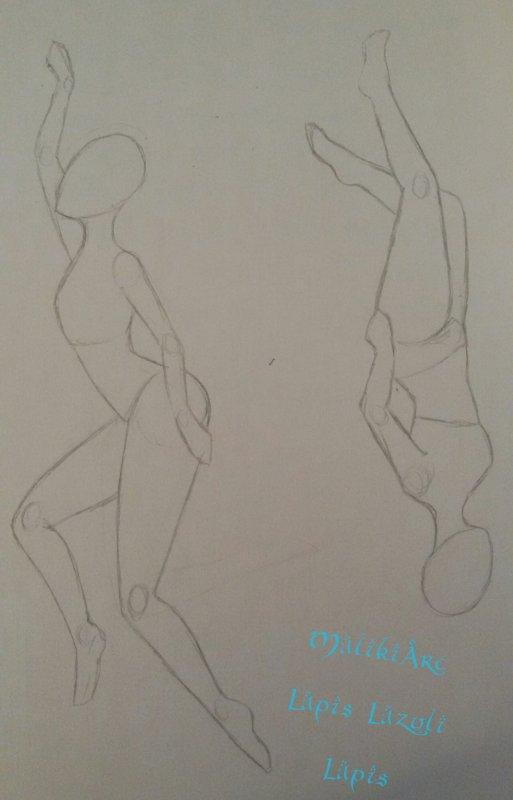 ~Draw N°1 : Lapis Lazuli VS Lapis~
