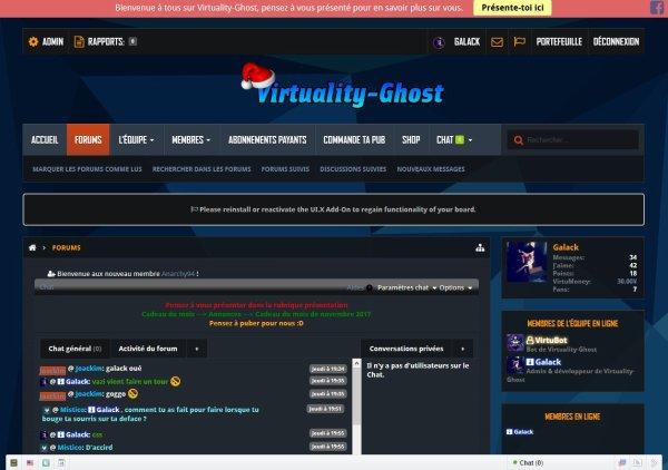 Les images du forum