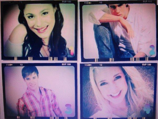 Martina, Pablo, Jorge et Mercedes <3 !!!