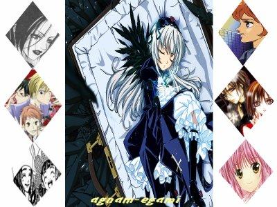 Manga et anime qu'il faut que je regarde, donnez moi votre avis!