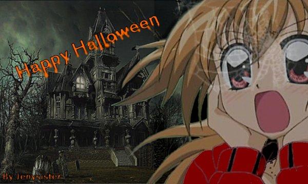 Montage de Kilari pour Halloween