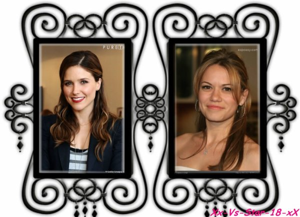 Sophia Bush VS Bethany Joy Lenz