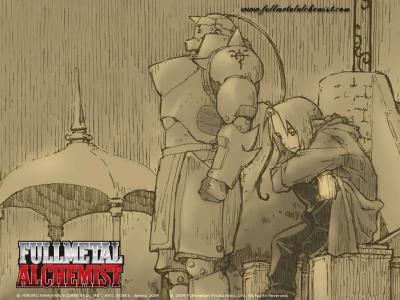 Fullmetal Alchemist for ever.