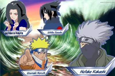 Partie 2 du blog : Naruto