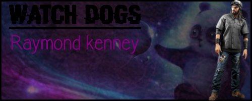 Mes créations #1 : Bannières spécial Watch dogs !