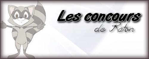 Commande n°1 : Bannière pour LesConcoursdeRaton !
