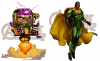 Nouveau Personnage : M.O.D.O.K. & Vision