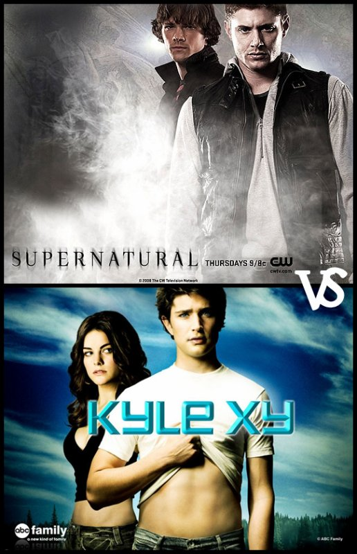 Supernatural VS Kyle XY