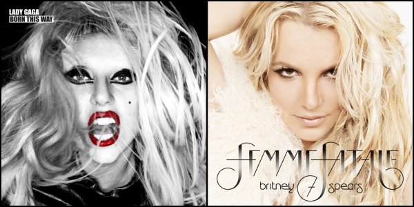 Born This Way VS Femme Fatale