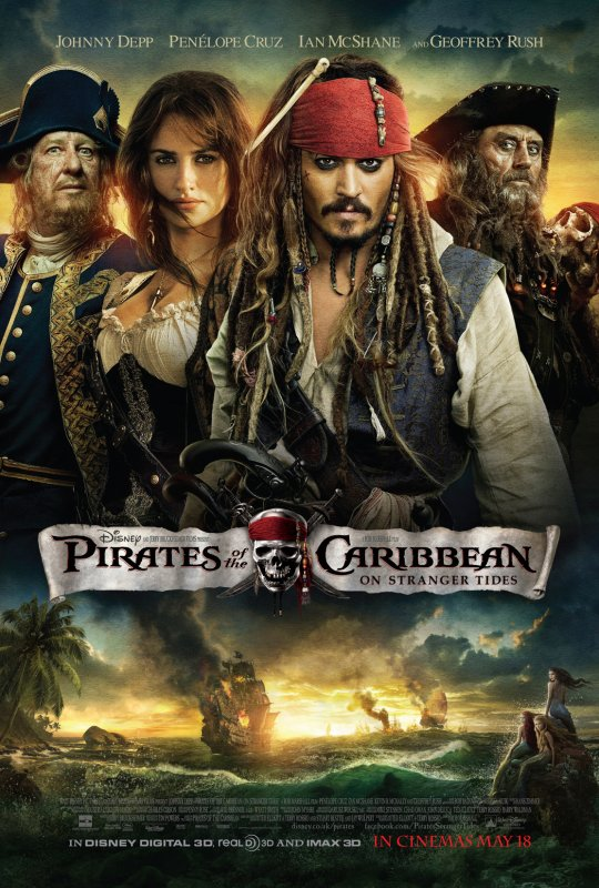 CRITIQUE DE ON STRANGER TIDES !