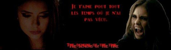 The demon of the time // Fiction basée sur la série