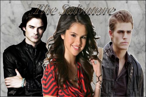 The Salvatore // Fiction basée sur la série