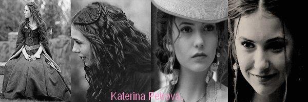 Katherine's life // Fiction basée sur la série et les livres Le Journal de Stefan