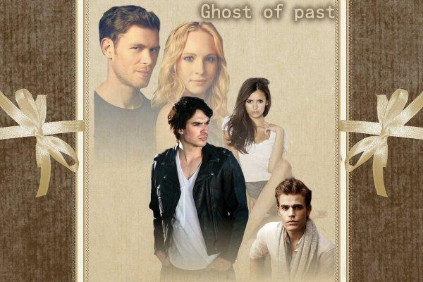 Les fantômes du passé // Fiction basée sur la série