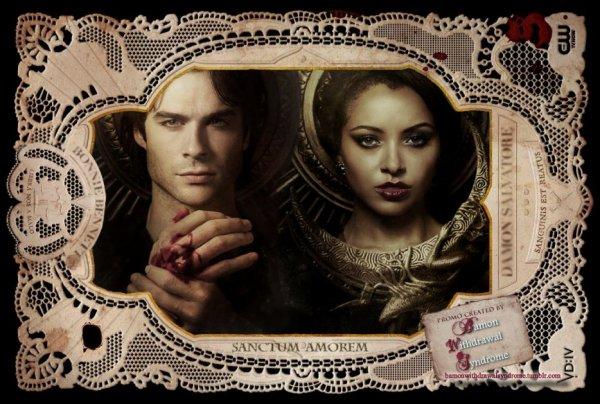 L'humanité d'un vampire // Fiction basée sur la série