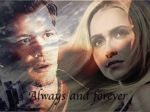 Always and forever (2) // Fiction basée sur la série et sur Heroes