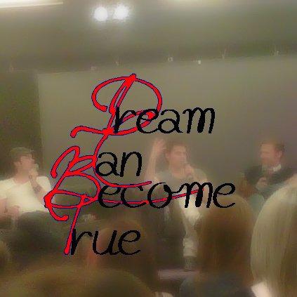 Dreams can become true // Fiction basée sur la vie réelle