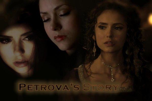 Le retour de Tatia // Fiction basée sur la série